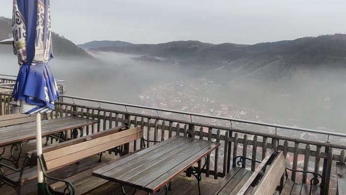 Berggaststätte Hausberg