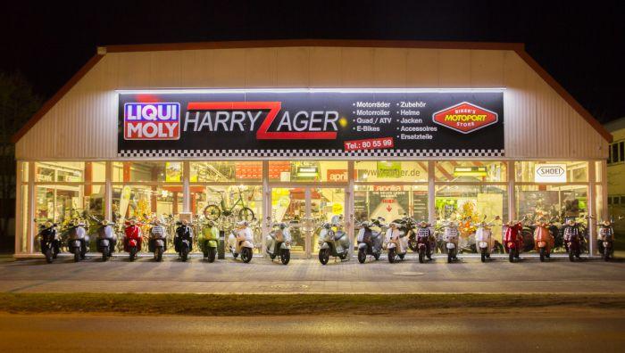 Harry Zager Motorräder