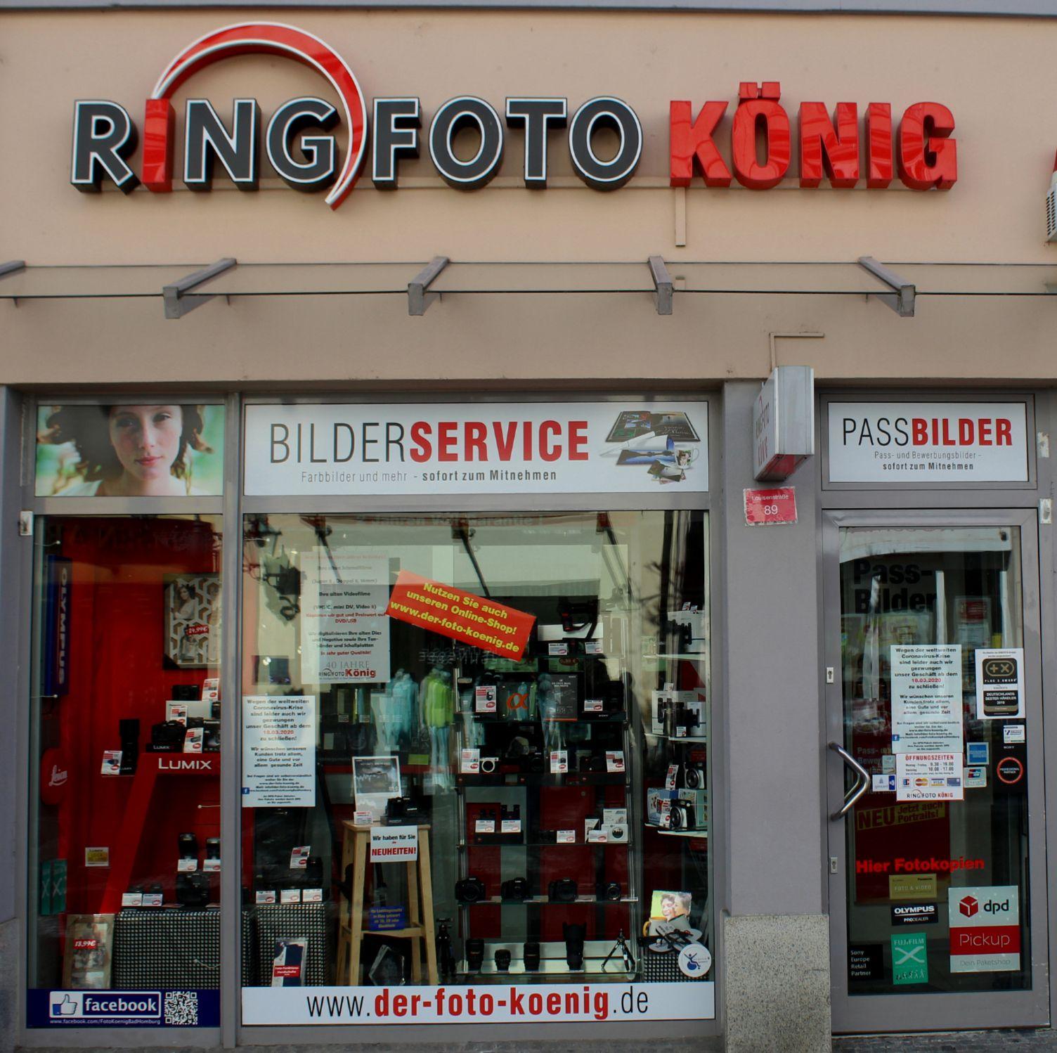 Ringfoto König