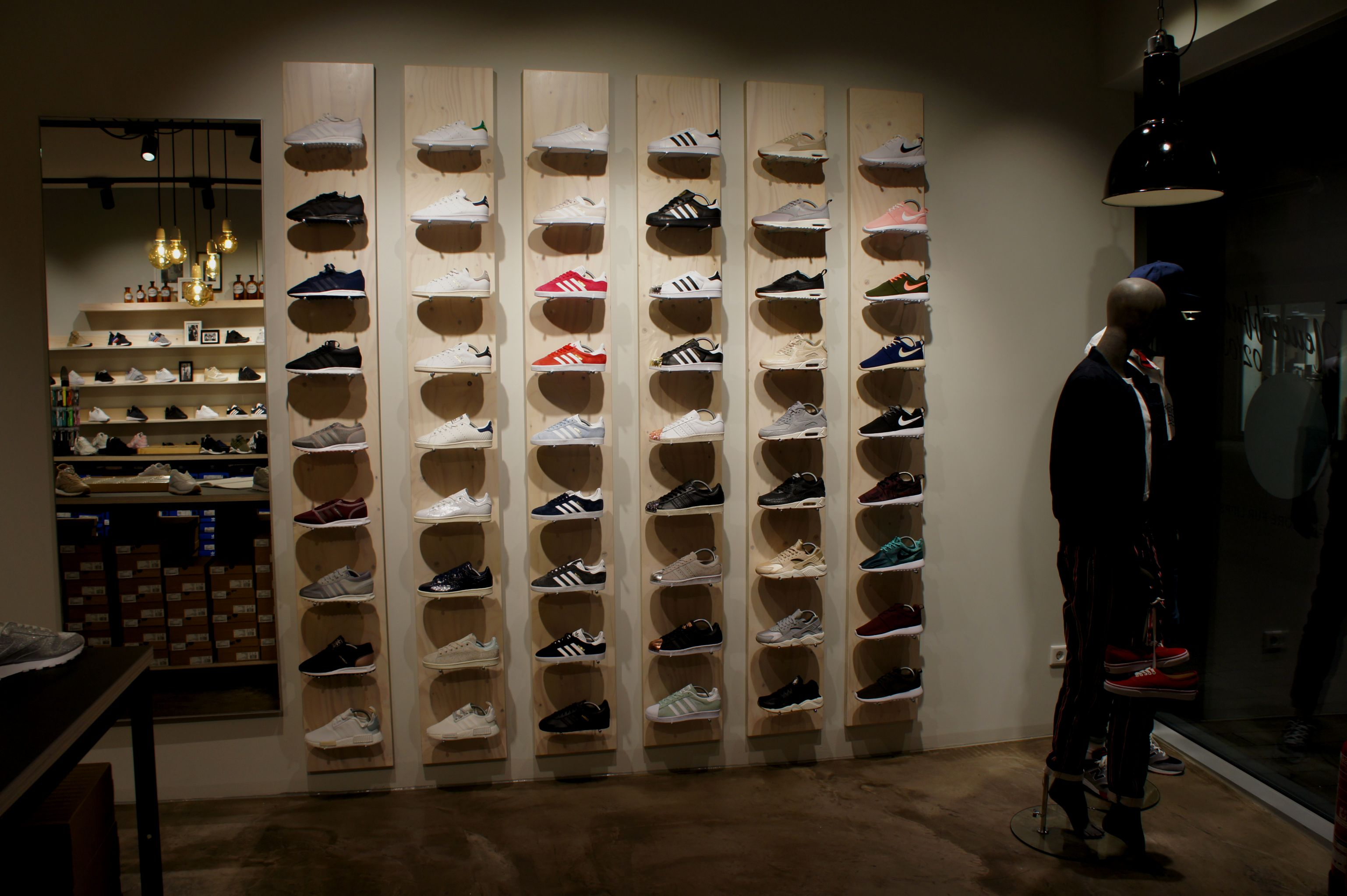 Herz & Sohle - Sneaker im Blut