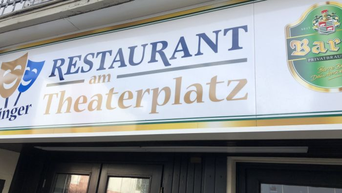 """Fischrestaurant Am Theaterplatz """"Finger"""""""