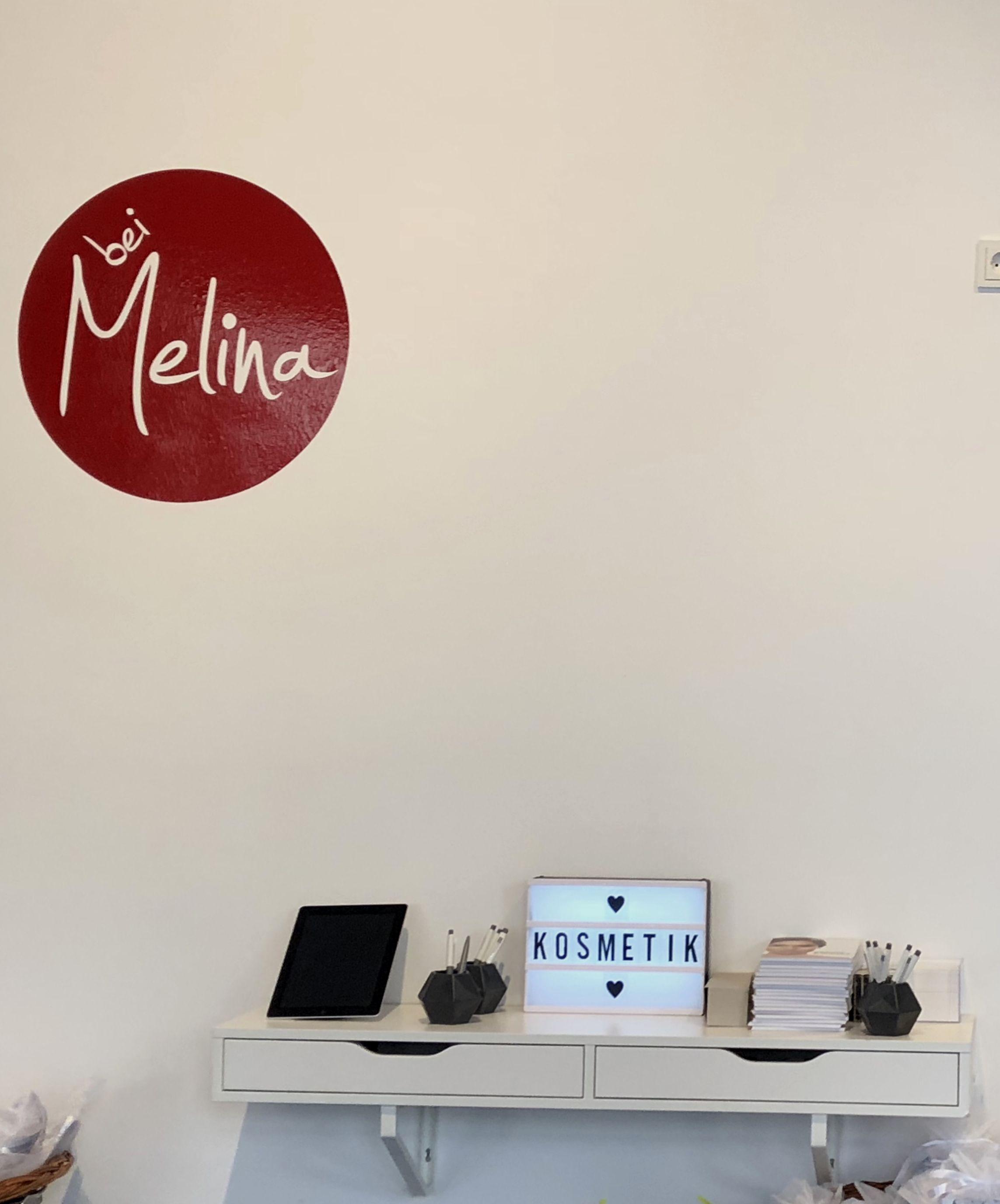 Hautnah Kosmetik bei Melina