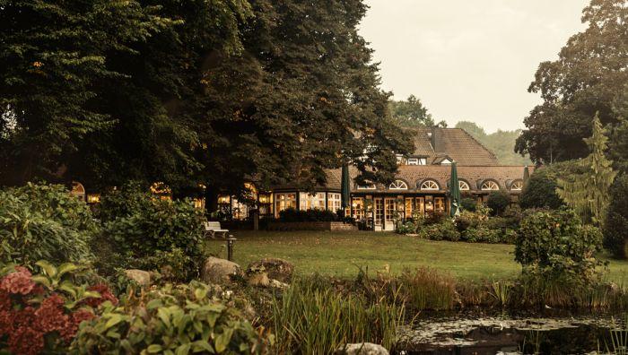 Böses Restaurant im Romantik Hotel Bösehof