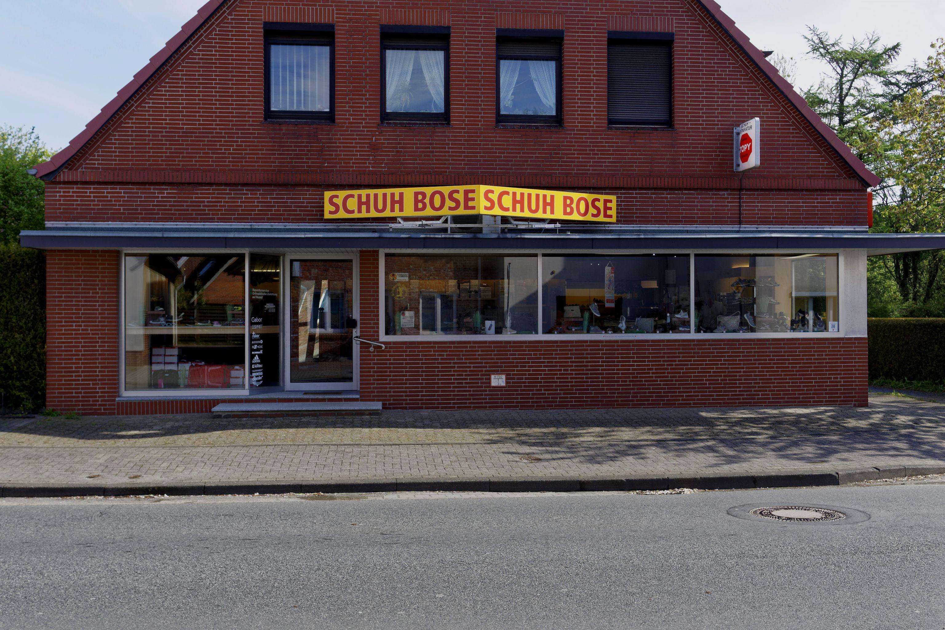 Schuhhaus Bose