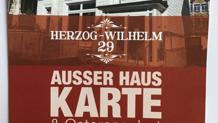 Restaurant Herzog-Wilhelm 29
