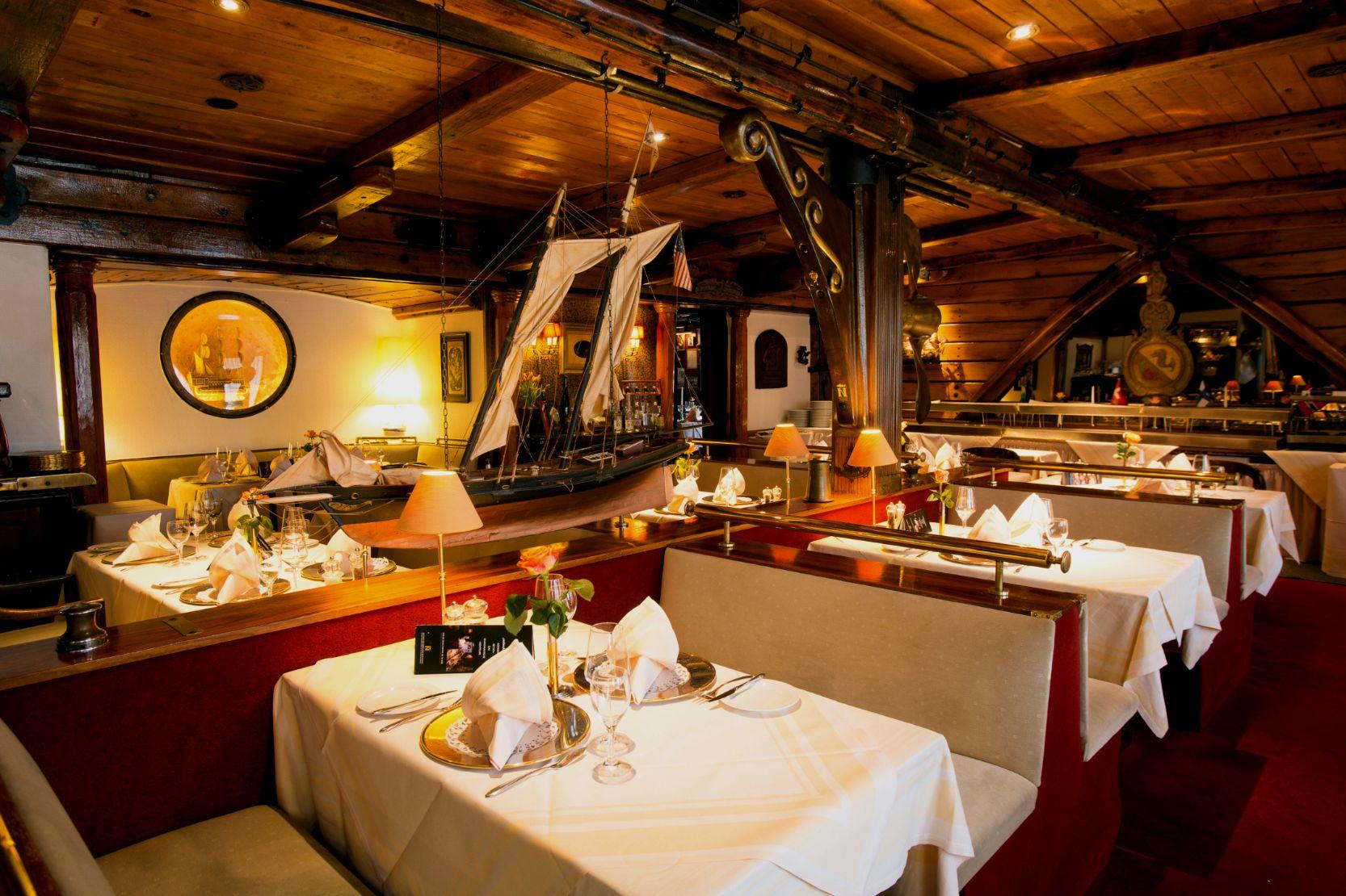 Natusch Fischereihafen Restaurant