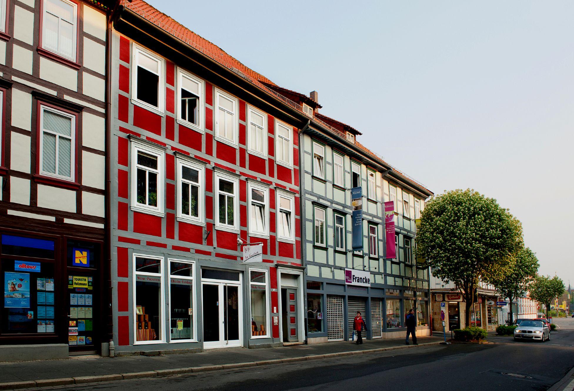 Die Vinothek in Northeim