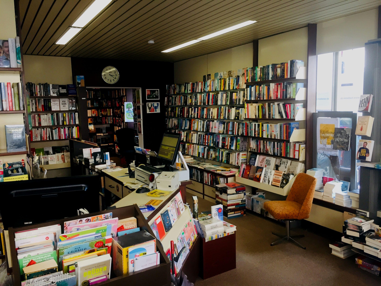 Buchhandlung Hübener