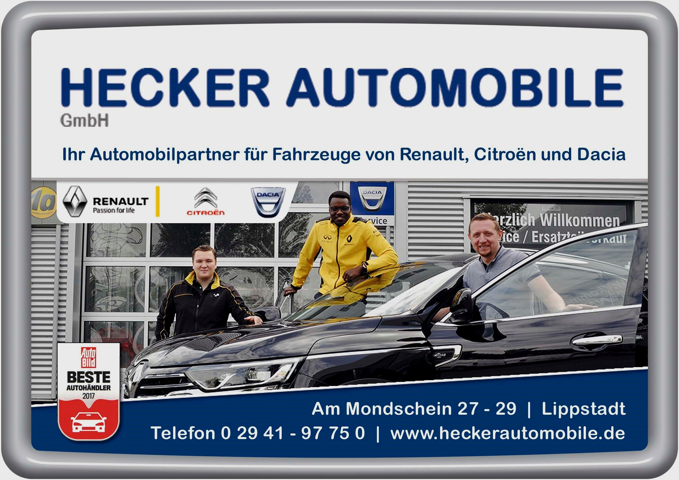 Hecker Automobile