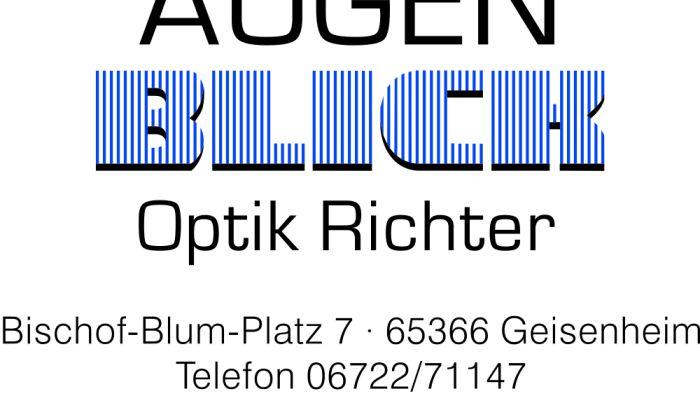 AUGENBLICK Optik Richter