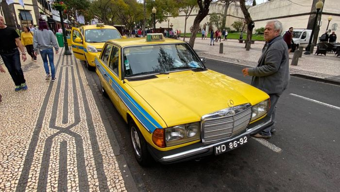 Taxi Schäfer