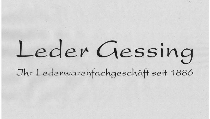Leder Gessing