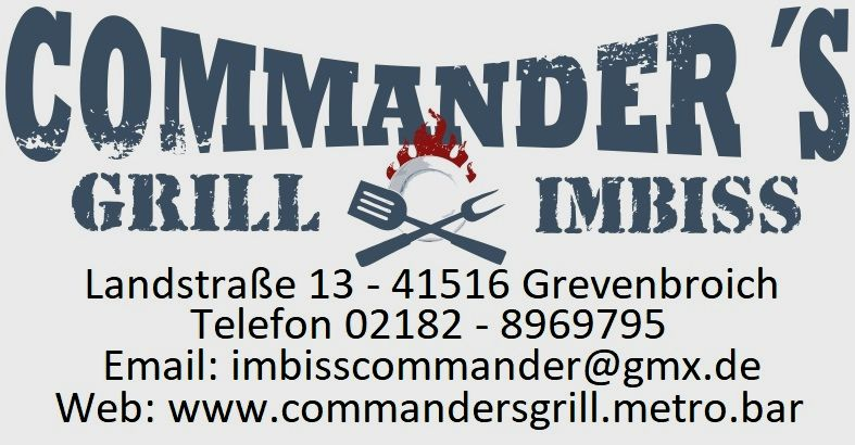CommanderS Grill-Imbiss