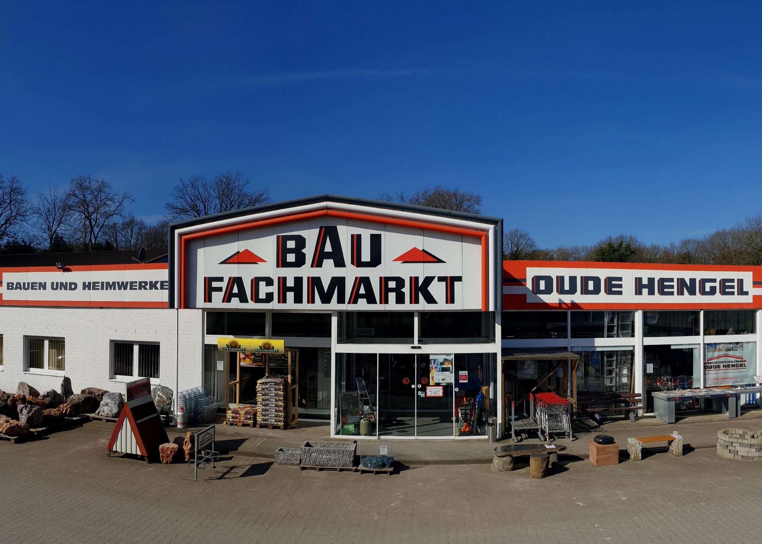 Baustoffzentrum Oude Hengel