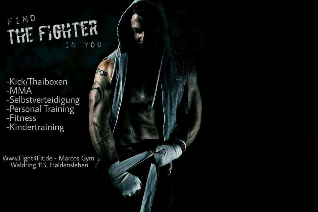 Fight4Fit.de - Marcos Gym