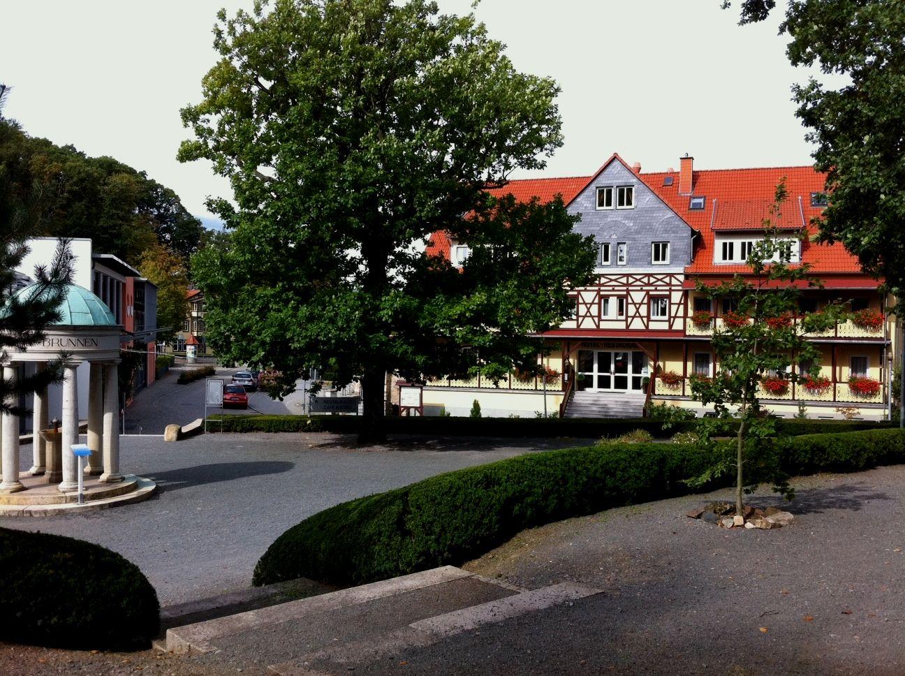 Kurhotel Bad Suderode Detlef & Kirsten Lemke