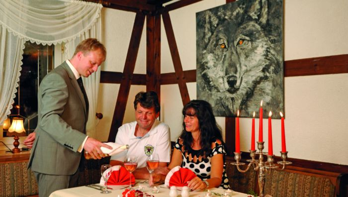 Wolfshotel® am Arendsee