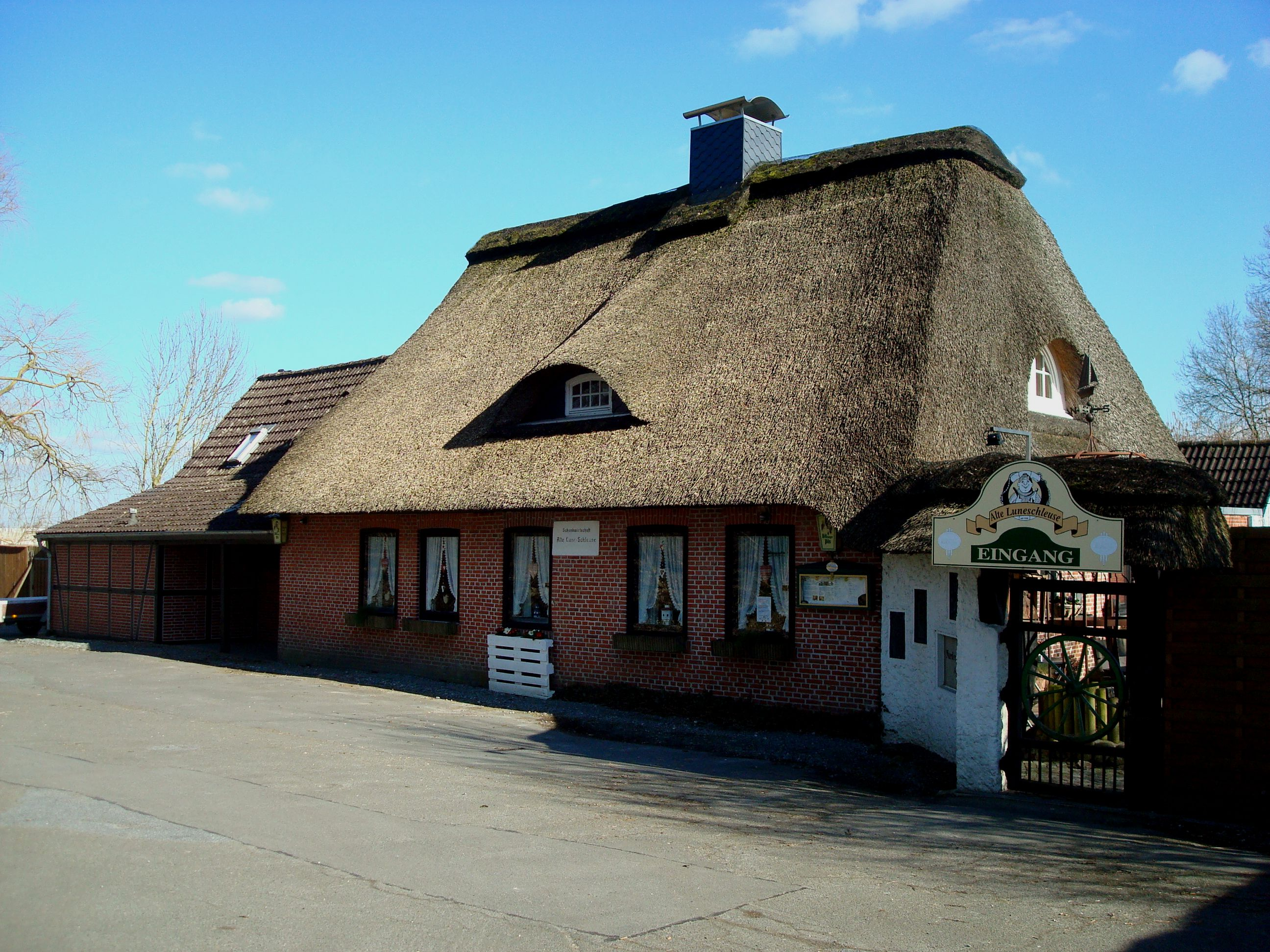 Restaurant Alte Luneschleuse