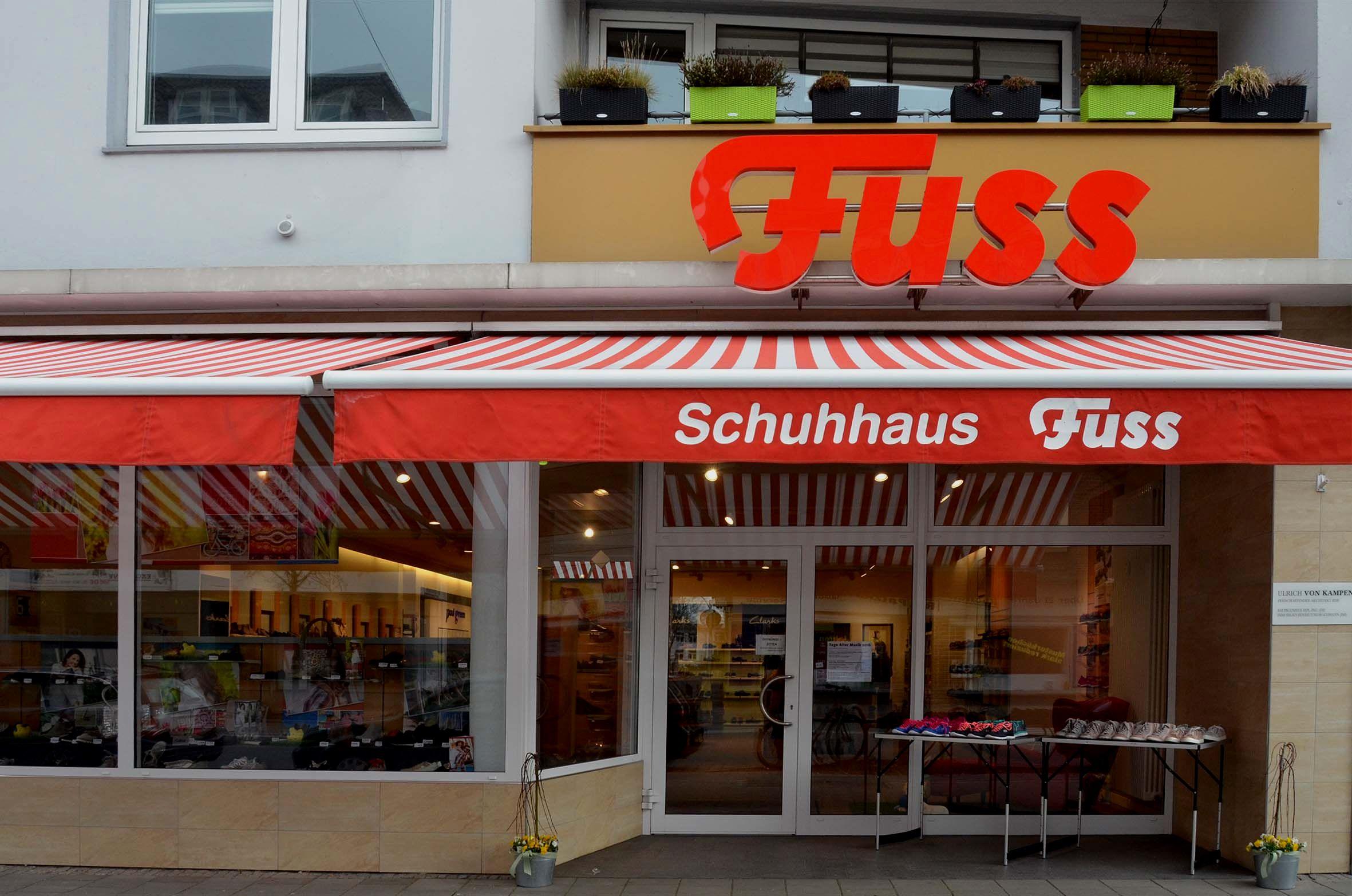 Schuhhaus Fuss
