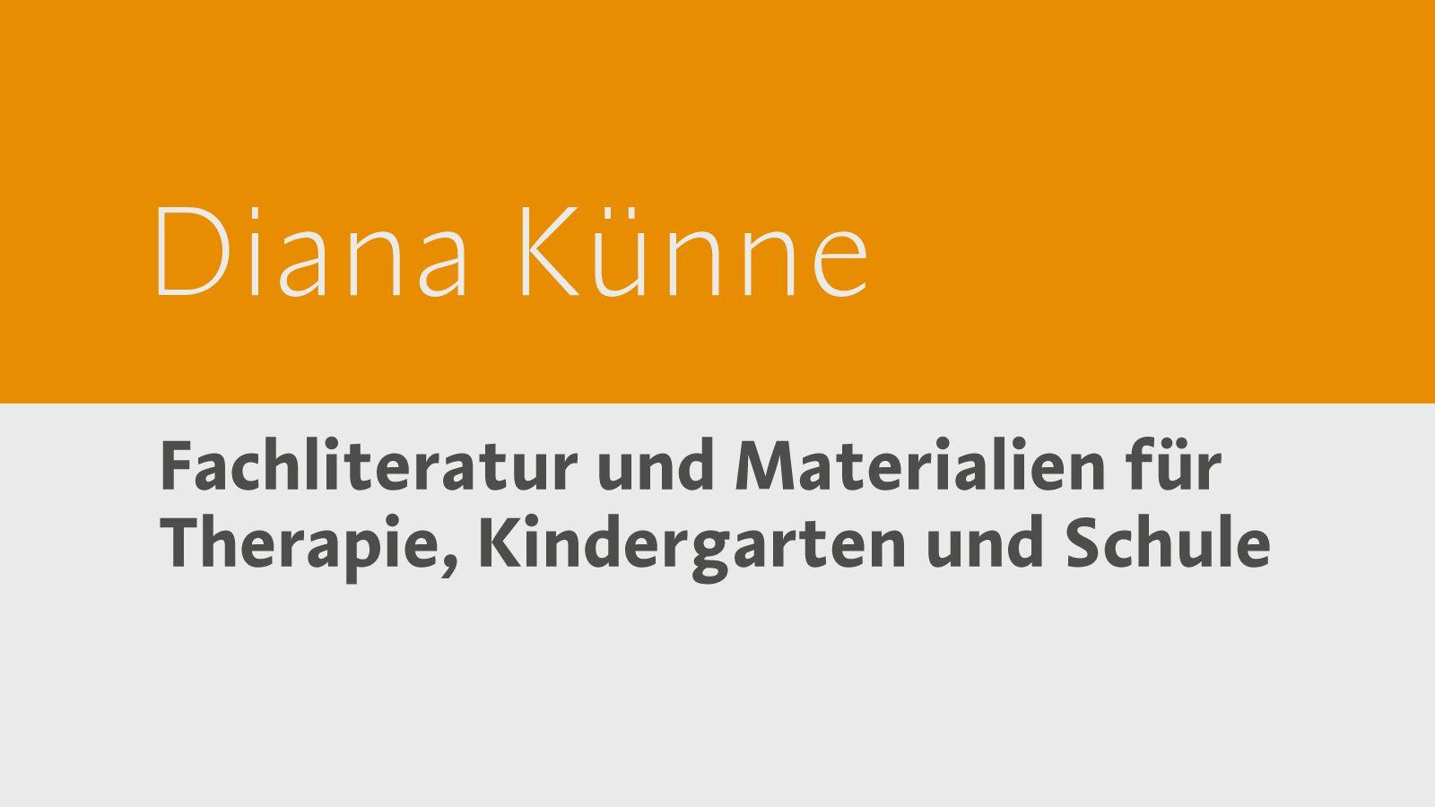 Diana Künne Päd. Verlag & Buchhandlung