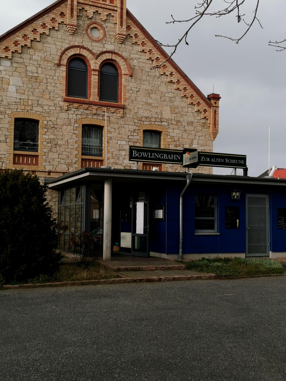 Gasthaus und Bowlingbahn Zur alten Scheune