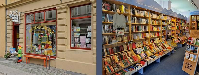 Buchhandlung Bücherkabinett