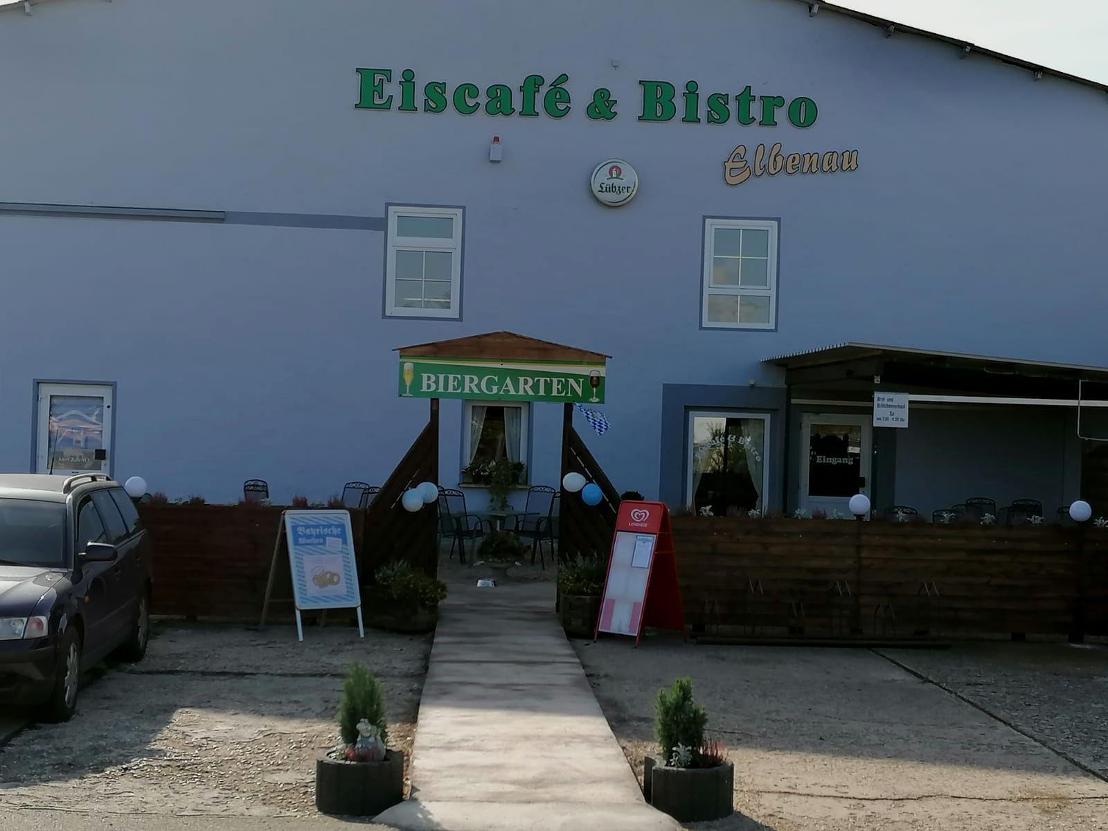 Eiscafé und Bistro Elbenau