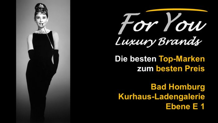 FOR YOU Luxury Brands
