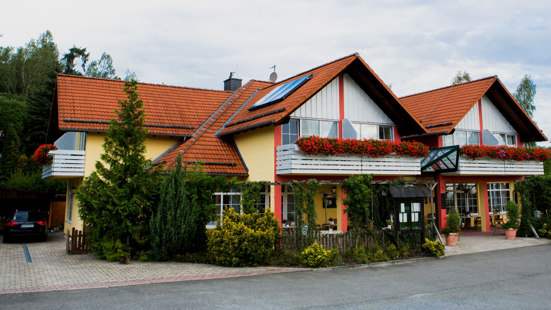 Hotel - Restaurant St.Hubertus