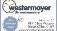 Uhren Schmuck M. Westermayer