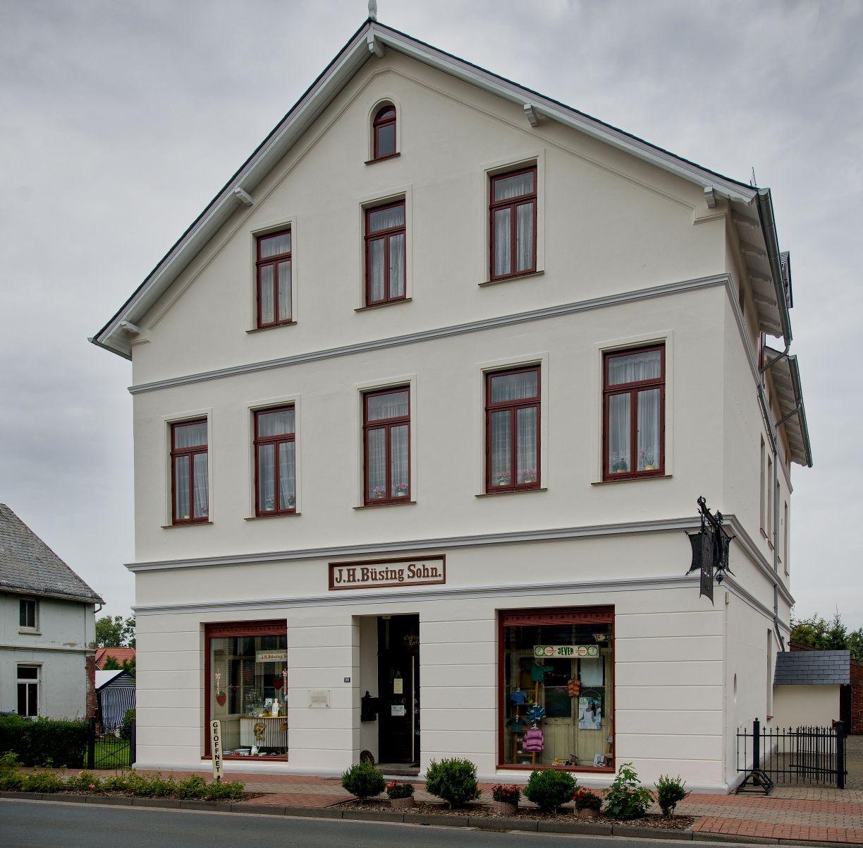 Historisches Kaufhaus J.H. Büsing Sohn