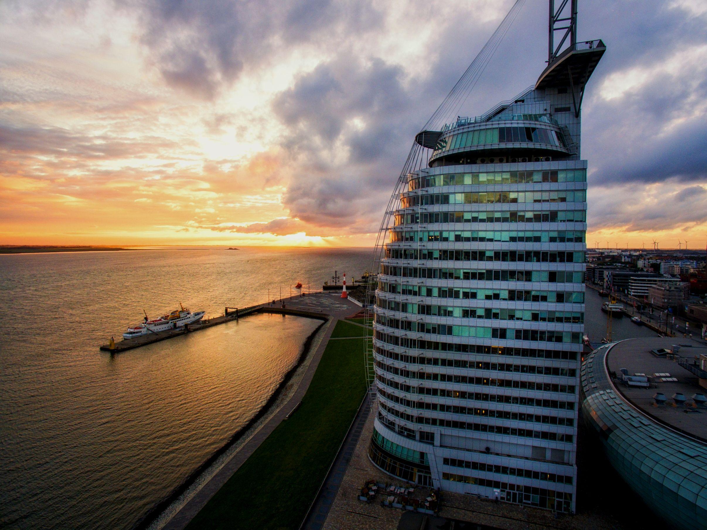 ATLANTIC Hotel Sail City