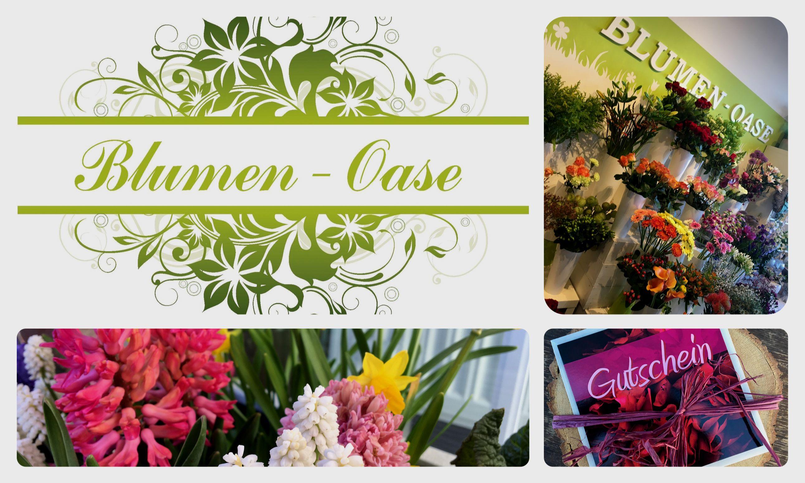 Blumen-Oase