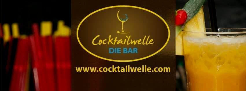 "CocktailWelle""DIE BAR"""