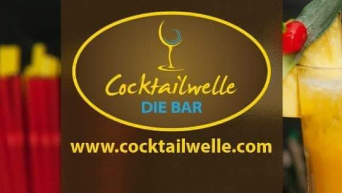 "CocktailWelle""DIE BAR"""
