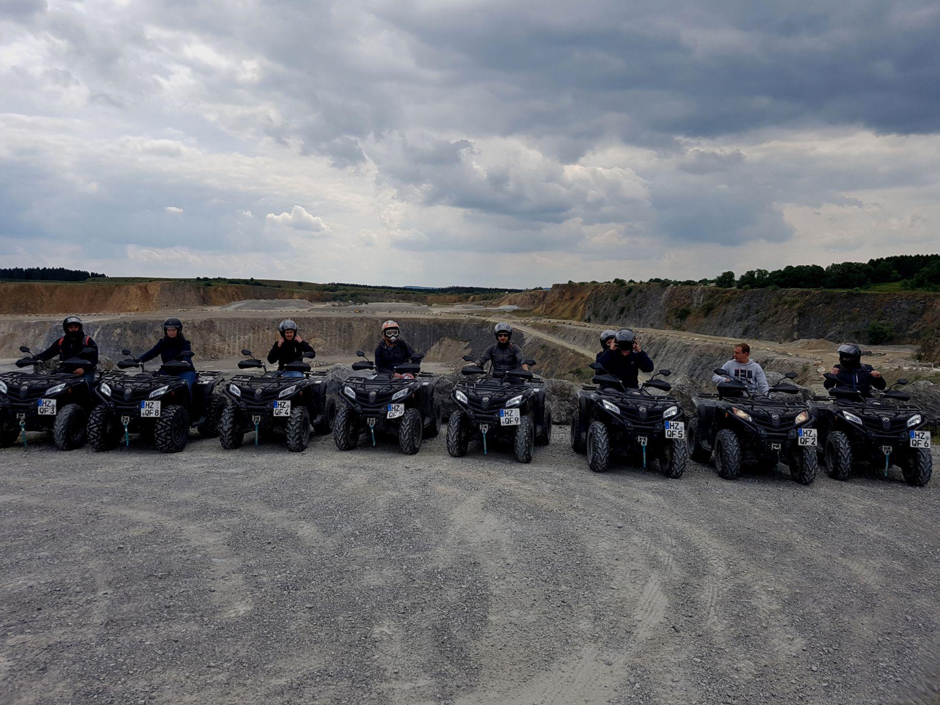 Quad Fun Harz