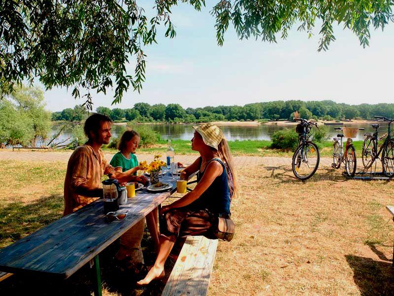Flusscafé ANNE~ELBE
