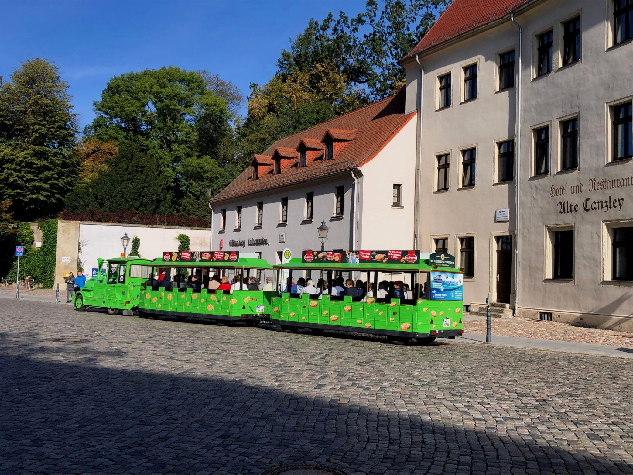 Wittenberger Altstadtbahn