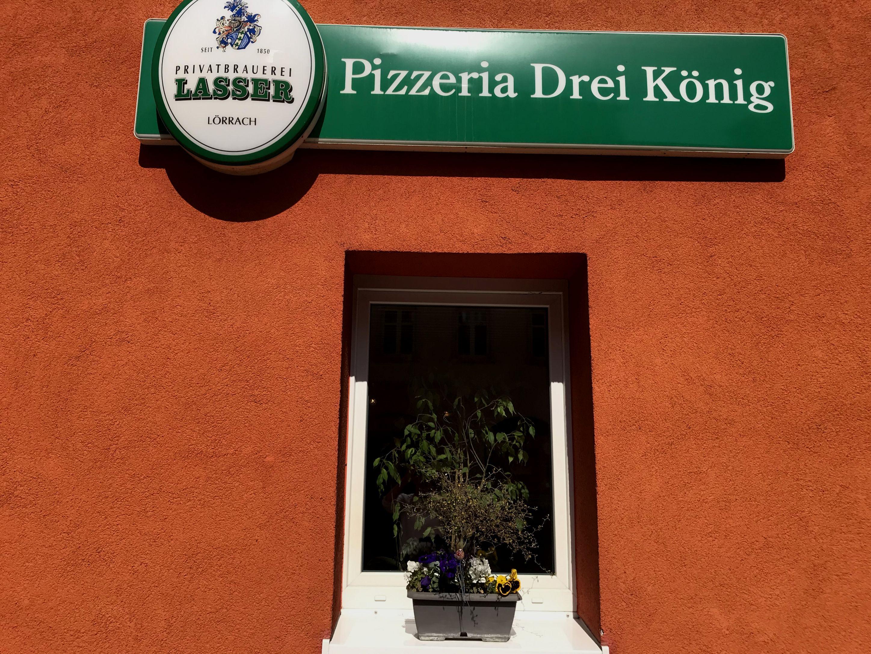 Pizzeria Restaurant Drei Konig