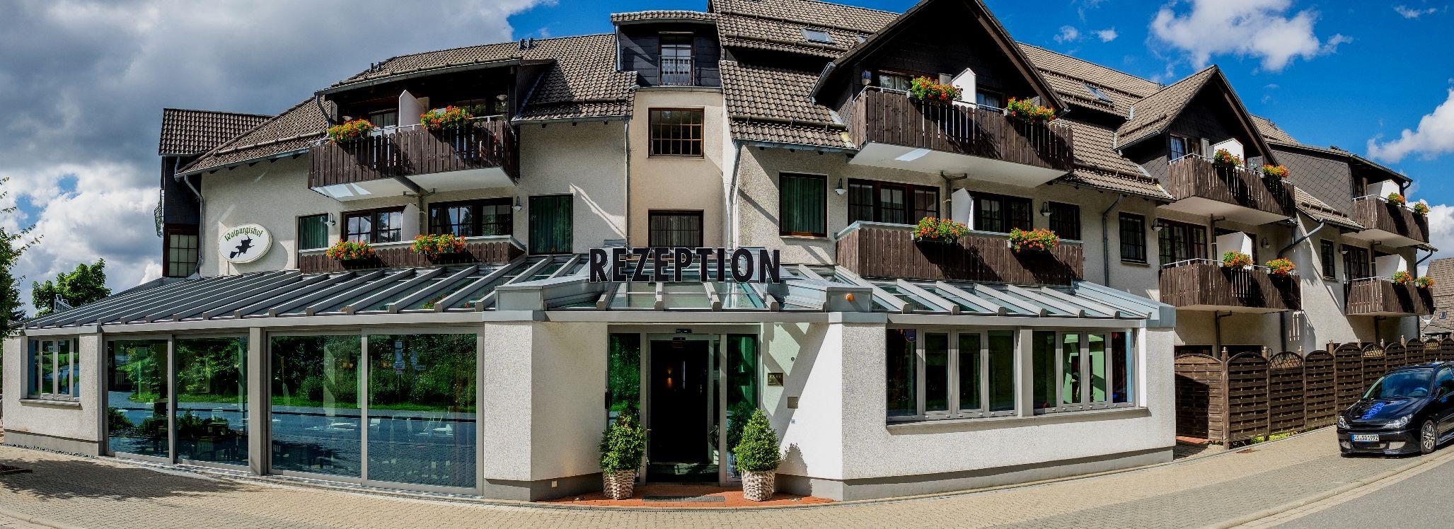 Hotel-Restaurant Walpurgishof