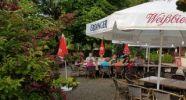 Camping Eulenburg, Gaststube, Biergarten