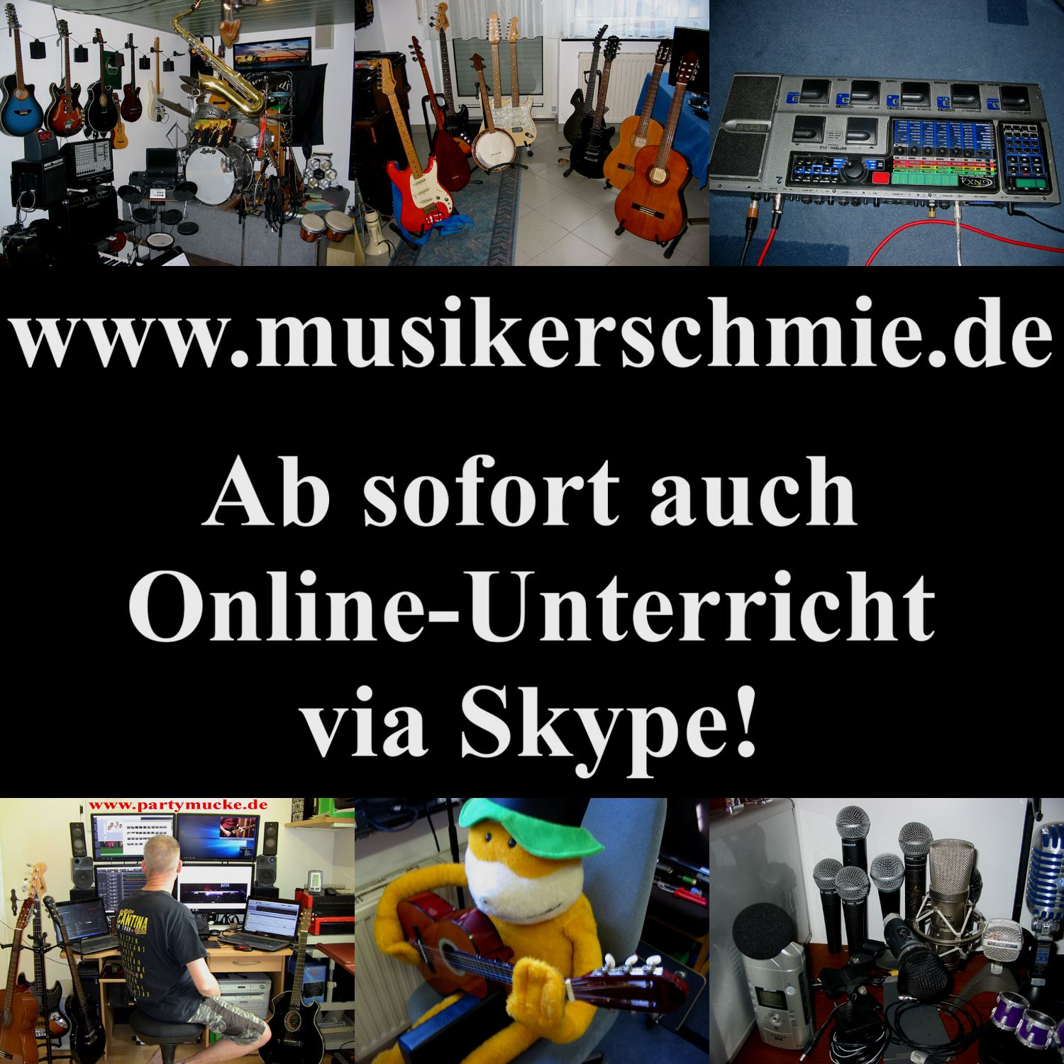 Musikschule Bookholzberg