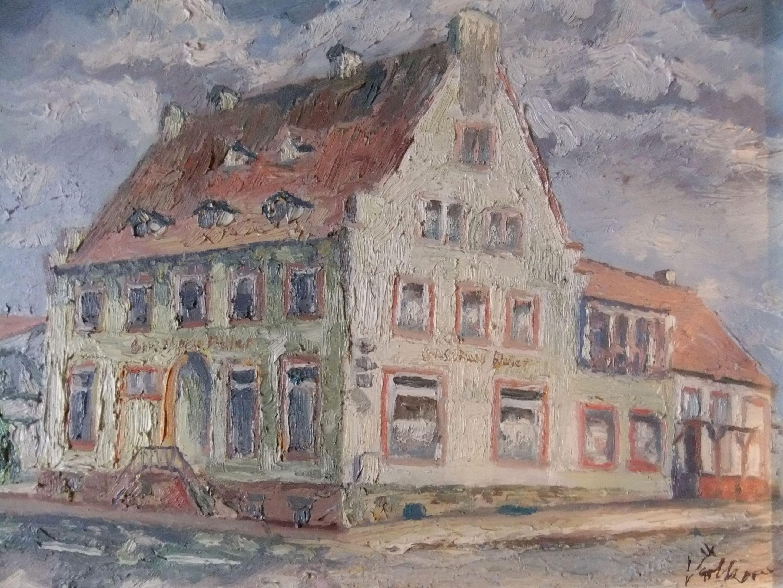"""Landgasthof """"Zum Adler"""""""