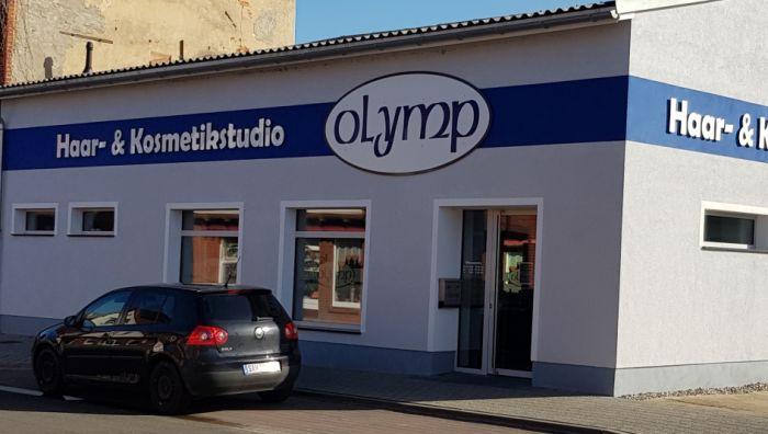 Haar und Kosmetikstudio Olymp