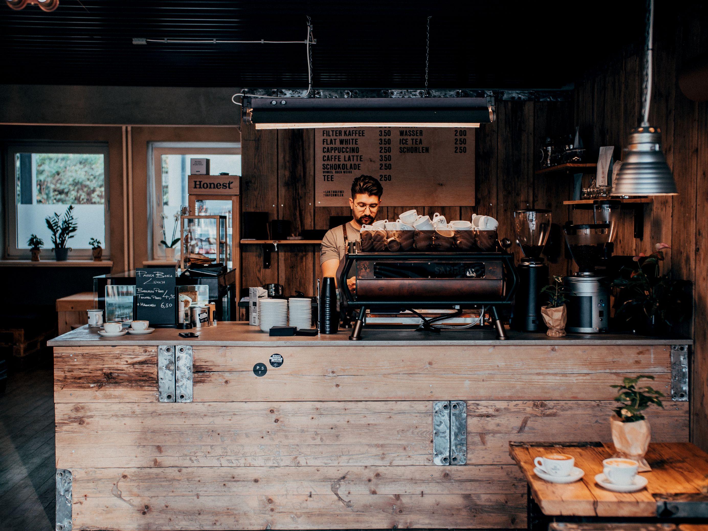 Die Barista Kaffeebar
