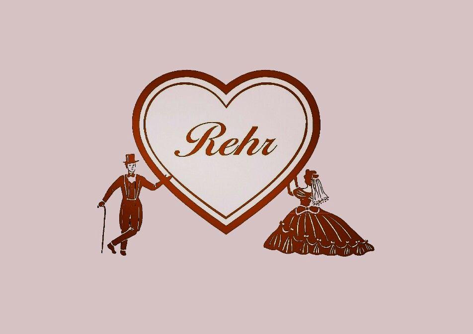 Hochzeitsausstatter Rehr