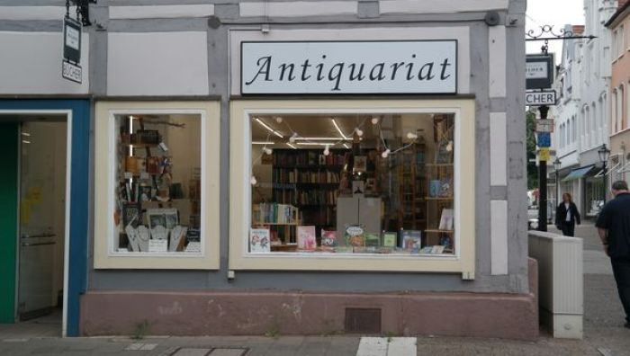 Antiquariat Wilder