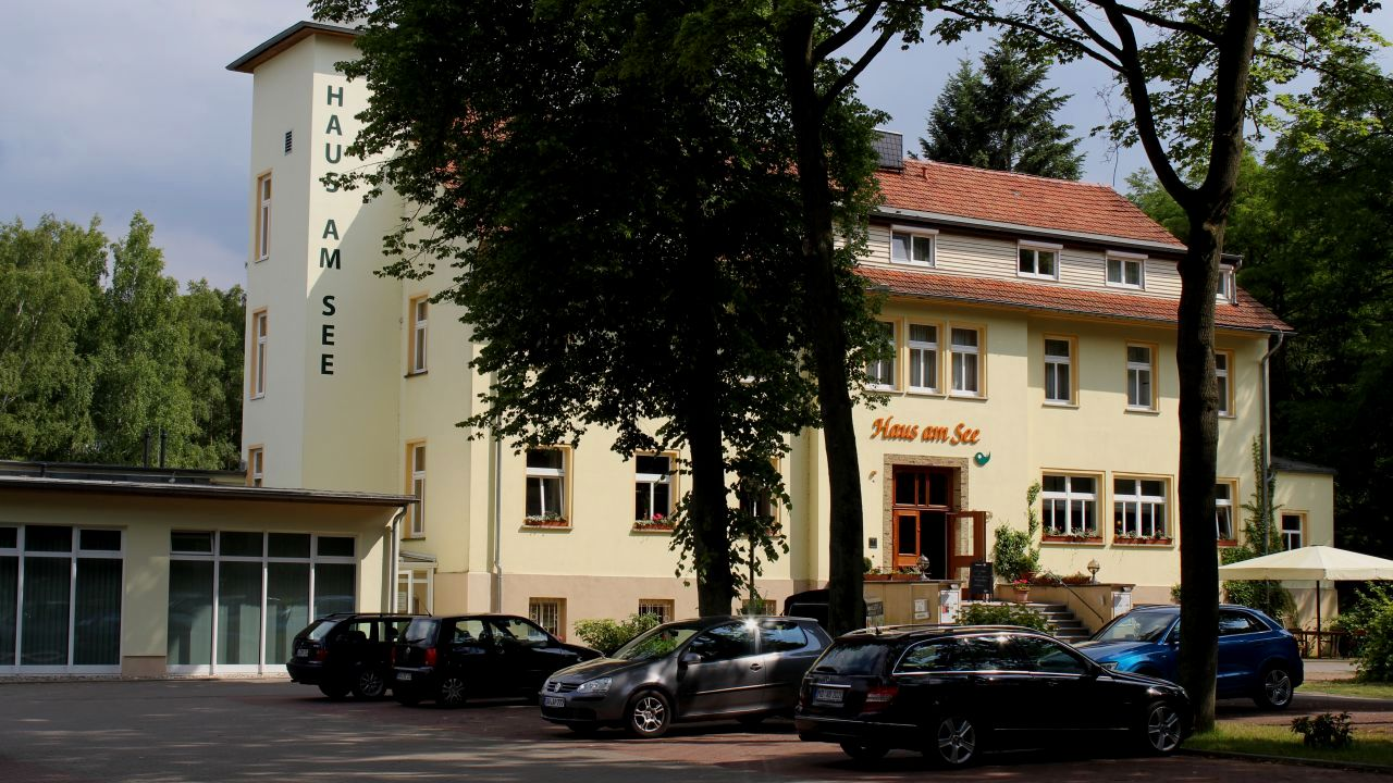 "Wellness- & Sporthotel ""Haus am See"""