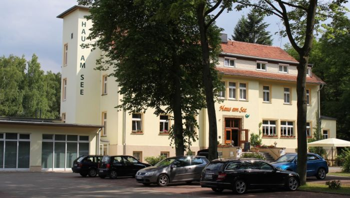 "Wellness- & Sporthotel ""Haus am See"""