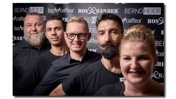 Intercoiffure Bernd Heier | Bos Barber | Bos Coiffeur